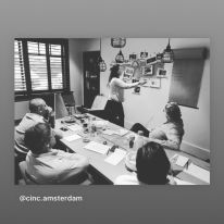 Training @cinc.amsterdam